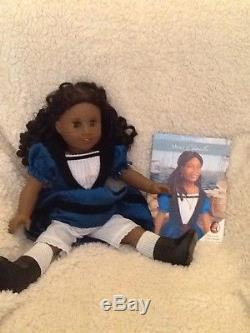 American Girl Cecile African American 18 With Book