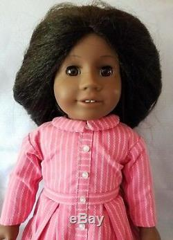 American Girl Doll Addy African American 18 EXCELLENT CONDITION