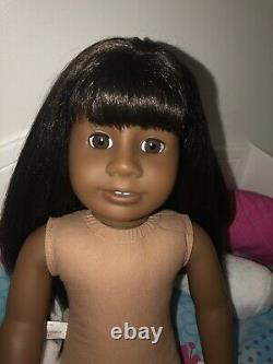 American Girl Doll JLY Truly Me 45 Hard To Find. Excellent Condition. Addy Mold