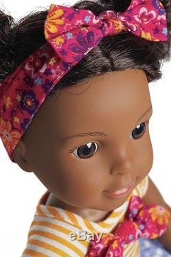 American Girl Doll Kendall Wellie Wisher African American Dolls NEW