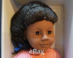American Girl Doll Meet Addy Walker African American 19 IN RETIRED NIB