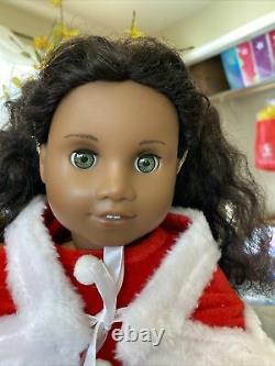 American Girl Doll Retired Cecile With Accessories Perfect 4 Gift