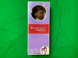 American Girl Doll Truly Me Brown Hair Dark Skin #31 NIB African American