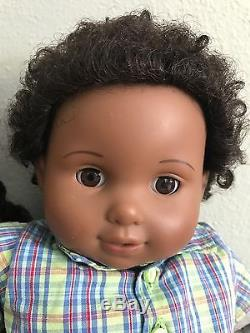 American Girl Retired African American Bitty Twins