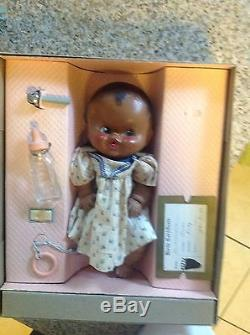 Amosandra Sun Rubber Co. African American Baby Doll 1950's Amos & Andy Show