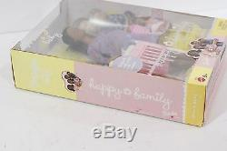 BARBIE DOLL 2002 African American, HAPPY FAMILY PREGNANT MIDGE AND & BABY