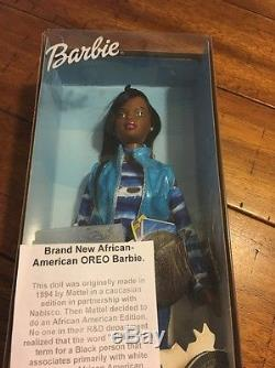 Barbie Oreo School Time Fun African American Nrfb
