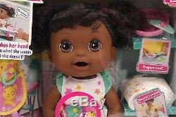 Baby Alive Interactive Real Surprises Doll Exclusive African American A6778