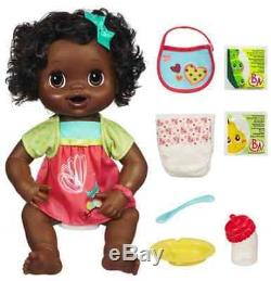 Baby Alive My Baby Alive Talking African American Baby Doll