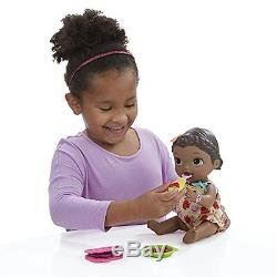 Baby Alive Super Snacks Snackin Lily African American Make Her Favorite Pretend