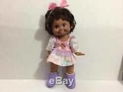 Baby Face So Shy Sherri Doll AA Galoob 1990 African American / Black Babyface