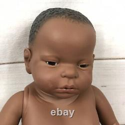Baby Think It Over Doll African American Boy Gen 5 No Key Not Tested