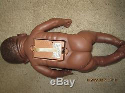 Baby Think It Over Doll G4 Generation 4 White African American Male Boy