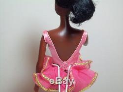 Ballerina Cara African American Barbie Doll Vintage 1976 with Accessories