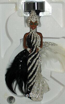 Barbie 2704 MIB 1991 Bob Mackie Starlight Splendor African American Doll