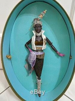 Barbie Byron Lars Coco African American