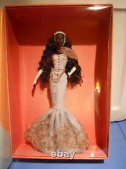 Barbie CHARMAINE BYRON LARS PASSPORT AA Gold Label aa Blonde 2010 NRFB