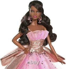 Barbie Collector 2008 Holiday African-American Doll. New In The Box