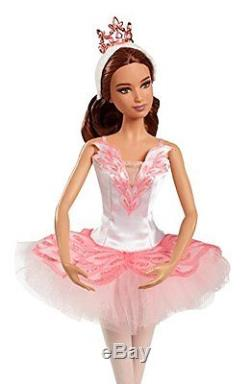 Barbie Collector 2016 Ballet Wishes Doll, African-American
