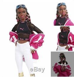 Barbie Designer Puma Sneaker Doll African American Presale Hot Doll