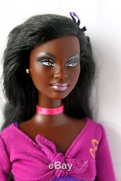 Barbie Doll African American So In Style Chandra Ballet RARE