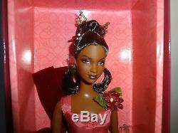 Barbie Exoctic Intrique African American Doll Nrfb Hard To Find