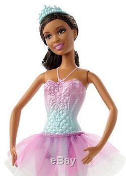 Barbie Fairytale Magic Ballerina African-American Doll