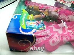Barbie Fairytopia Mermaidia Fairy-to-Mermaid AA Ethnic Elina Wings Tail BEST BOX