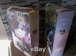 Barbie Happy Family Alan & Ryan Midge (pregnant) & Baby RARE African American