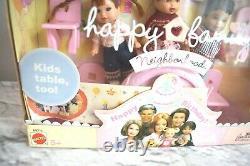 Barbie Happy Family Neighborhood Baby Friends Happy 1st Birthday 2003