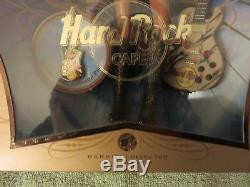 Barbie Hard Rock Cafe Doll African American Gold Label NRFB