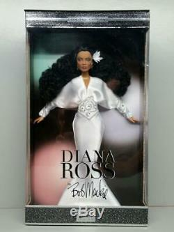 Barbie Limited Edition Diana Ross by Bob Mackie