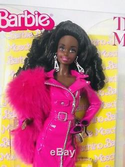Barbie Moschino Met Gala AA Doll New