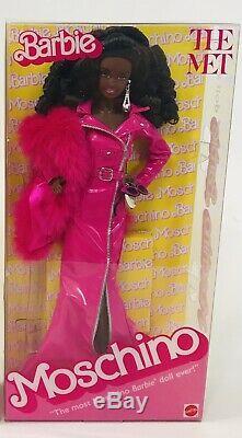 Barbie Moschino Met Gala AA Doll New In Box