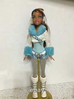 Barbie My Scene Icy Bling Madison Doll African American AA Sparkling Hair Rare