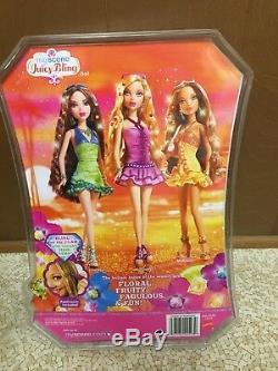 Barbie My Scene Juicy Bling Madison Westley Doll African American Long Hair Rare