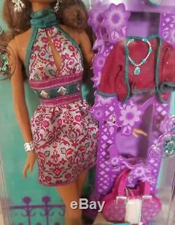 Barbie My Scene Madison / Westley Doll Floral Fiesta 2007 AA Myscene Rare