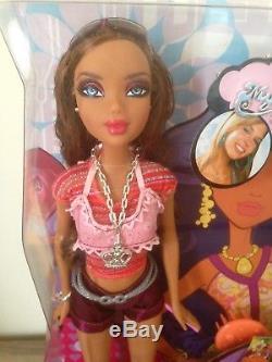 Barbie My Scene Street Art Westley Madison Doll African American 2008 HTF New