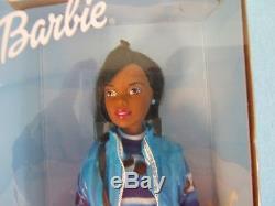 Barbie Oreo School Time Fun Black African American 2001 NEW in Box