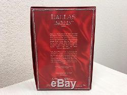 Barbie PLATINUM LABEL Convention Exclusive 2007 African American DALLAS DARLIN