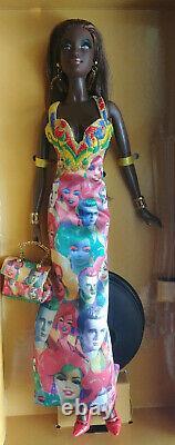 Barbie POP ART VOGUE MFDS NRFB! Madrid convention 2015 Ultra rare