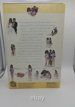 Barbie Pregnant Midge Doll VTG NEW Happy Family African American Baby Bump READ