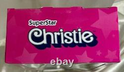 Barbie Signature 1977 Superstar Christie Classic Doll Reproduction ON HAND