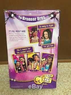 Barbie So In Style S. I. S Locks Of Looks Grace & Courtney AA Dolls Rare
