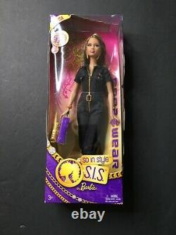 Barbie So In Style S. I. S. Rocawear Marisa Doll T2656