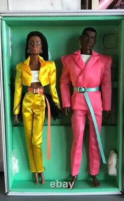 Barbie convention 2021 power couple AA Gift set, NRFB