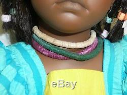 Beautiful 26 Annette Himstedt Ayoka, African American withBox & COA, from 1989
