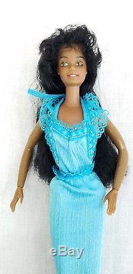 Beauty Secrets Christie Doll 1979 African American AA Superstar Mattel 1295
