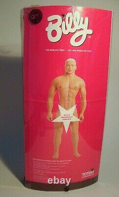 Bedroom Billy WFH Gay Blonde Doll Bedtime Boxers Long Socks Nap Pillow MIB New