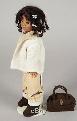 Berdine Creedy African American 13 Doll Jossie Traveling Little Girls